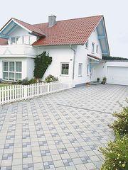 Укладка тротуарной плитки в Заславле и Минске от 100м2